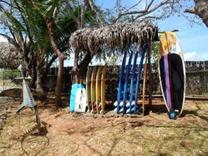 Surf Board Rentals in Santa Catalina, Panama